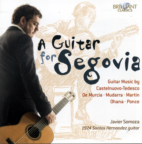 A Guitar for Segovia Javier Somoza