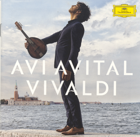 Avi Avital Vivaldi CD
