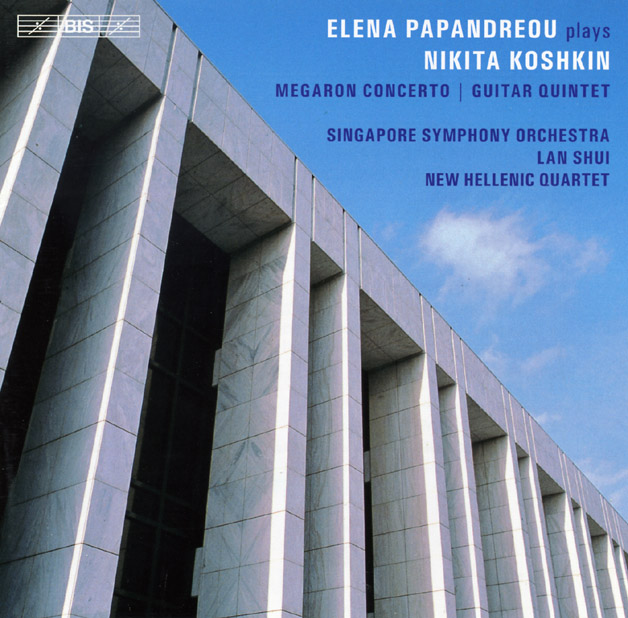 CD Papandreou Koshkin