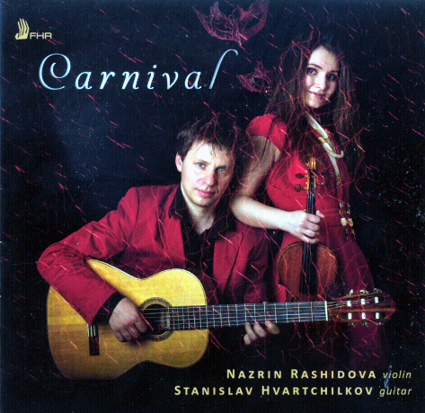 Carnival CD Rezension BILD