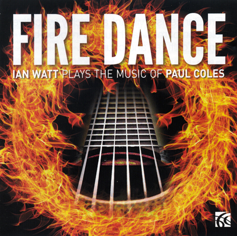 Coles Fire Dance CD