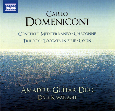 DOMENICONI Amadeus Guitar Duo