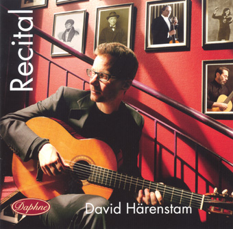 David Haerenstam Recital