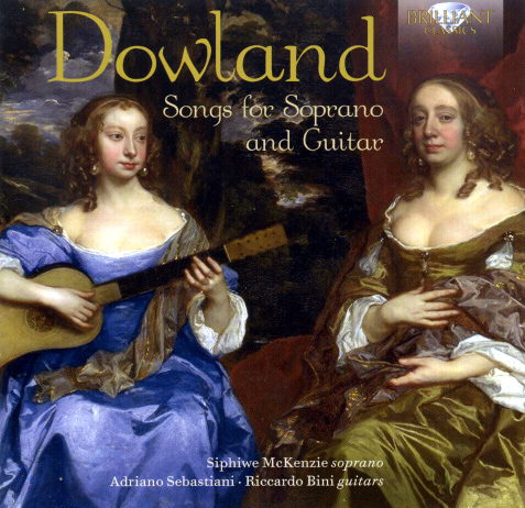 Dowland Songs for Soprano and Guitar TEXT