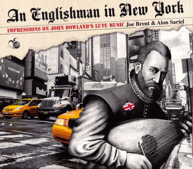Englishman in New York CD