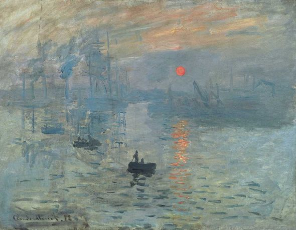 G1 Claude Monet Impression Soleil Levant 15bee150