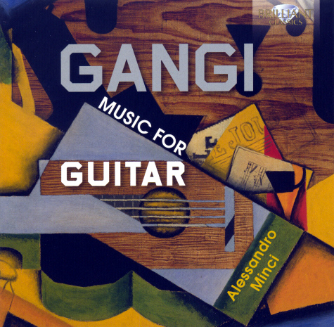 Gangi Music for Guitar 2018