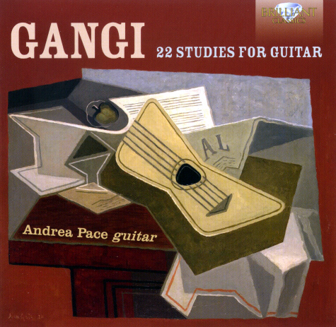 Gangi Studies for Guitar