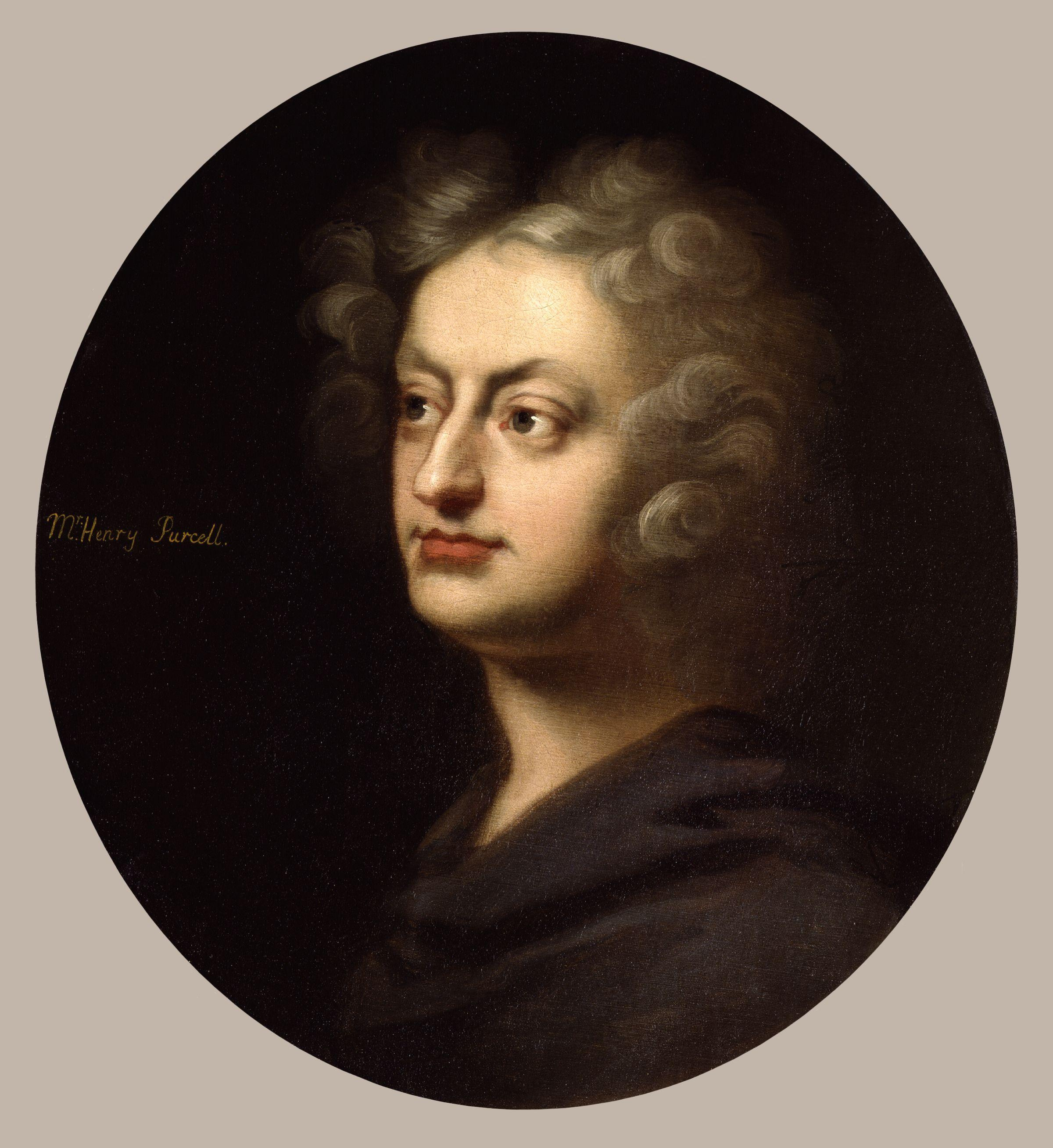 Henry Purcell by John Closterman