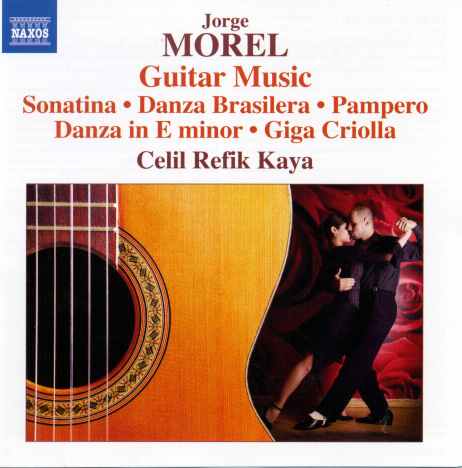 Jorge Morel CD NAXOS
