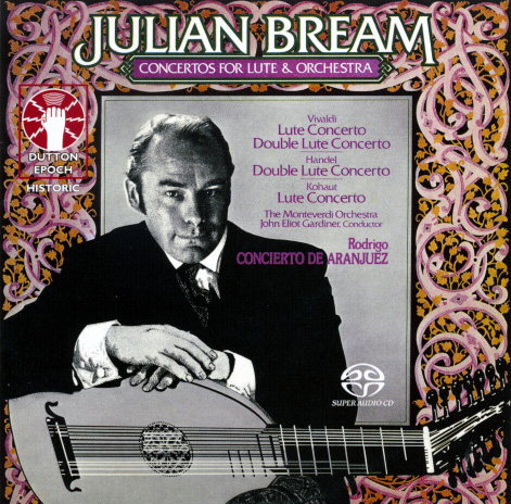 Julian Bream Concertos for Lute