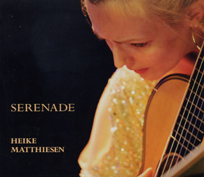Matthiesen Serenade CD