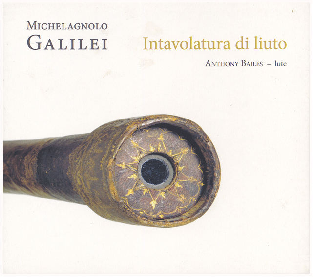Michelagnolo Galilei CD