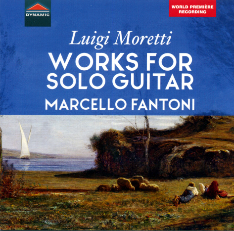 Moretti Worls for Solo Guitar