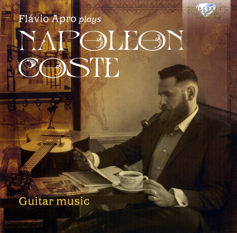 Napoleon Coste CD APRO