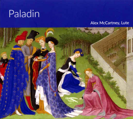 Paladin CD McCartney