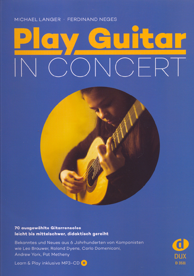 Play Guitar in Concert Ausgabe