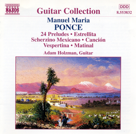 Ponce Volume 1 CD