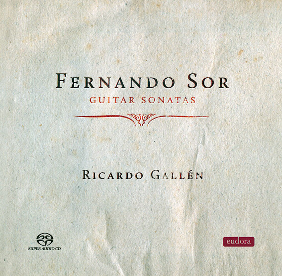 Ricardo Gallen Sor CD