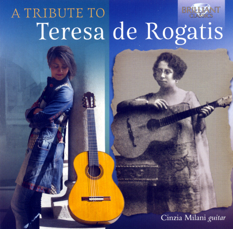 Tribute to Teresa de Rogatis