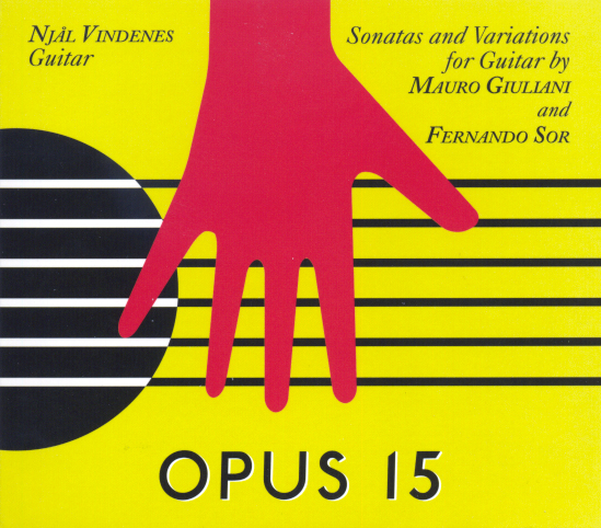 Vindenes opus 15 CD